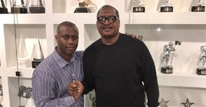 Investors, Mathew Knowles and Michael Kiladejo. Image source: .