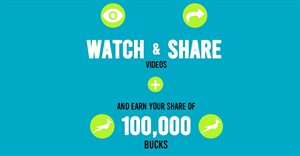 Earn your share of 100,000 bucks by watching videos online during the lockdown