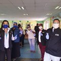 Polo manufactures 250,000 'commuter face masks' at Atlantis factory
