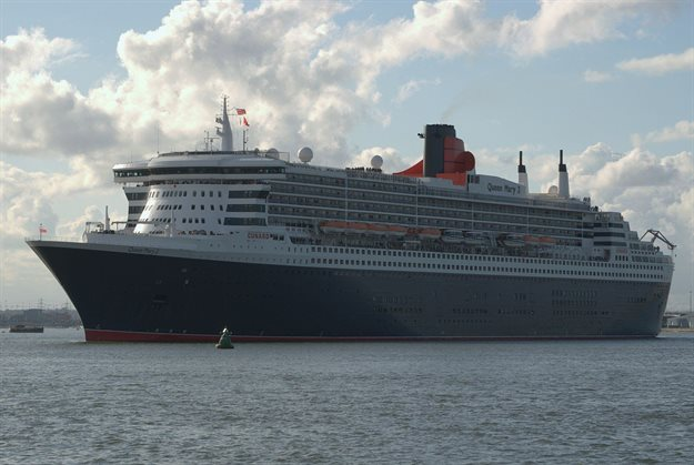 RMS Queen Mary 2. Image source: , CC BY-SA 2.0