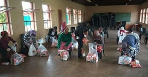 Tiger Brands Foundation supports beneficiary communities during lockdown