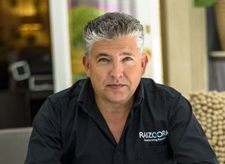 Allon Raiz, CEO of Raizcorp