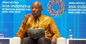 South African Reserve Bank Governor Lesetja Kganyago chairs the International Monetary Finance Committee. Getty Images