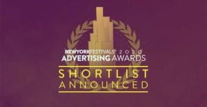 NYF Advertising Awards 2020 shortlist announced