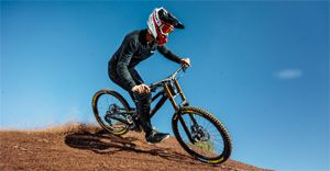 Michelin launches a range of 4 new downhill tyres