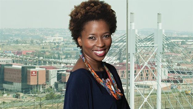 Vuyiswa Mutshekwane, CEO of the South African Institute of Black Property Practitioners (SAIBPP)