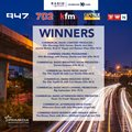 Audio efficacy: Primedia Broadcasting celebrates 9 South African Radio Awards wins