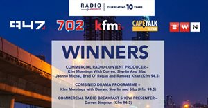 Audio efficacy: Primedia Broadcasting celebrates 9 South African Radio Awards wins