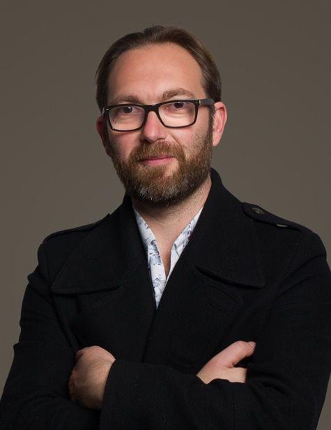 BUSQR founder Jon Savage