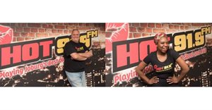 Hot 91.9FM scoops Station of the Year for the 4th year in a row!