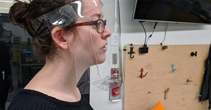 MIT develops mass manufacture of disposable face shields