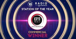 Kaya FM wins big at the 10th South African Radio Awards