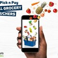 Pick n Pay shoppers can now send digital grocery vouchers