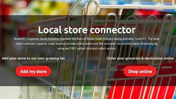 Free platform equips small, informal retailers to sell essentials online