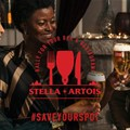 Stella Artois's #SaveYourSpot lockdown initiative to assist the country's restaurants, bars