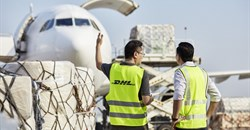 DHL launches air freight service from China to Africa, Middle East