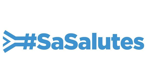 SaSalutes says thank you to all SA's healthcare teams