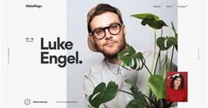 Co-founder of MakeReign, Luke Engel.