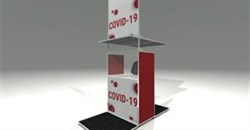 Scan Display offers temporary infrastructure for Covid-19