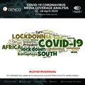 Impact of Covid-19 under the spotlight in leading media coverage