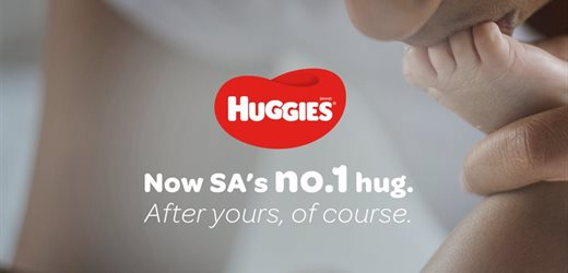 Huggies new market leader as South Africans embrace growing nappy brand