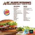 Burger King to deliver on SA's cravings from 6 May 2020