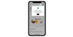New Uber Eats feature simplifies sending food to loved ones