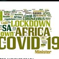 Media research shows uncertainty as SA goes into level 4 lockdown