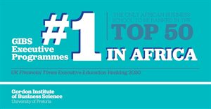 Ongoing executive education excellence as Gibs ranked among leading business schools for 17th year by UK Financial Times
