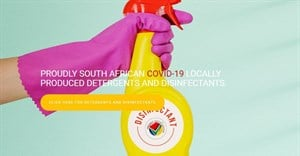 Proudly SA expands portal to include locally-made sanitisers and detergents