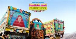 "Impact BBDO Dubai with BBDO Pakistan Lahore and Samar Minallah Khan Islamabad's ""Truck Art Childfinder"" on behalf of Berger Paints."