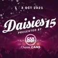 Daises 15 postponed to October 2021