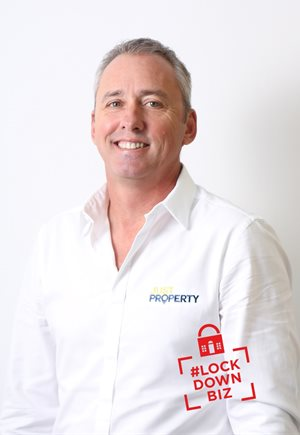 Paul Stevens, CEO of Just Property