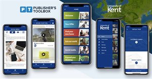 Publisher's Toolbox and UK's University of Kent offer virtual taste of campus life