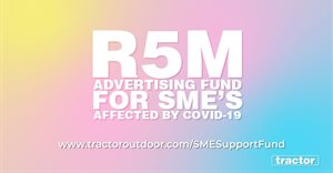 R5m advertising support fund for SME's launched by Tractor Outdoor