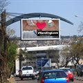 Primedia Outdoor supports #SendingLove - the world's largest user-generated digital out-of-home campaign