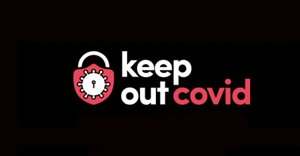 Keep.Out.Covid self-screening app launched