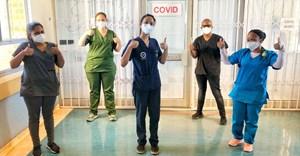 NGO donates over 4,000 masks to help those on Covid-19 frontline