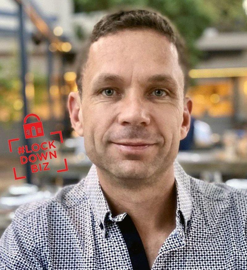 Henk Olivier, managing director of Ozone Information Technology Distribution