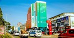 Old Mutual creates impact in Ghana with huge building wrap in Accra