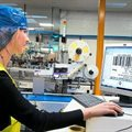 Minimise case and pallet labelling downtime and rework