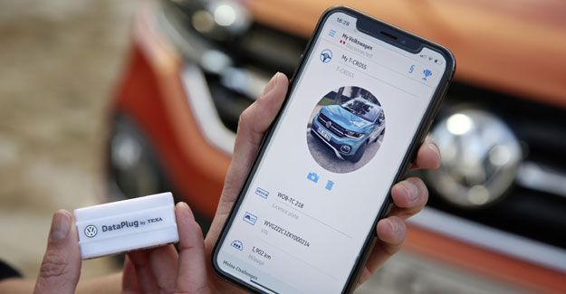VW's WeConnect Go App now available in SA