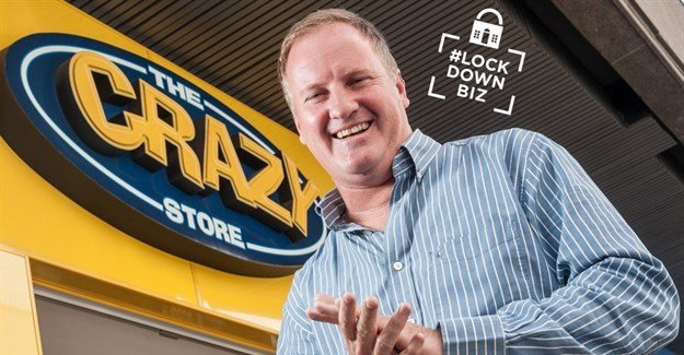 #LockdownLessons: Offer customers value for money, says The Crazy Store's Kevin Lennett