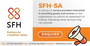 Society for Family Health SA calls for applications from service providers