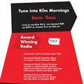 Boost your mornings with Kfm Mornings on Kfm 94.5