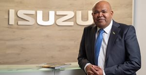 Billy Tom appointed Isuzu Motors SA's new CEO, MD
