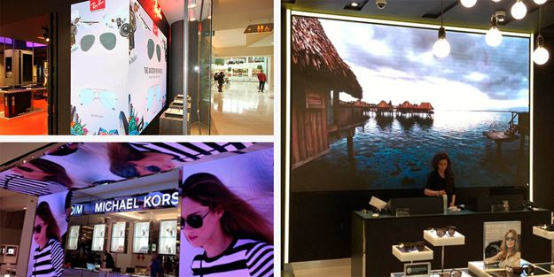 LED screens: the perfect solution to inform the public safely