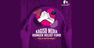 Kagiso Media pledges R1m towards Covid-19 hunger relief