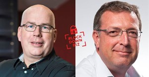 Joe Keenan and Ralf Hennecke of BME.