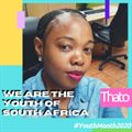 #YouthMonth: Thato Ramaphike speaks out to the logistics industry